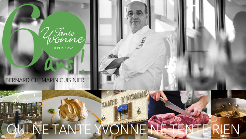 Tante Yvonne - 28, rue de la République - 69650 Quincieux